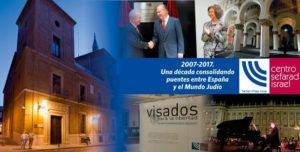 A Rejection of Spain's Sepharad (Part VI): Spain's Cultural Diplomat